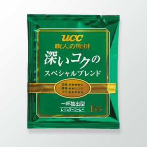 UCC 職人の珈琲 スペシャルブレンド(※)
