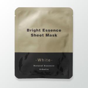 ブライトエッセンスシートマスク -ホワイト-