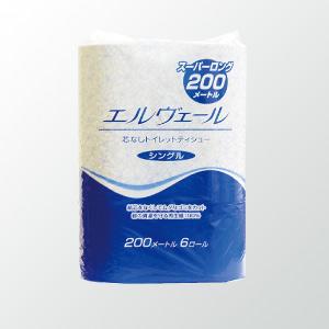 芯無し 大王製紙トイレットペーパー200m