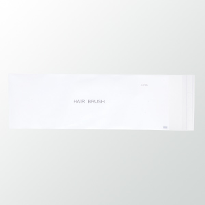 スケルトンヘアーブラシ専用袋M(1000枚)
