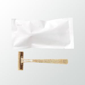 カミソリ2枚刃 ECOホワイト